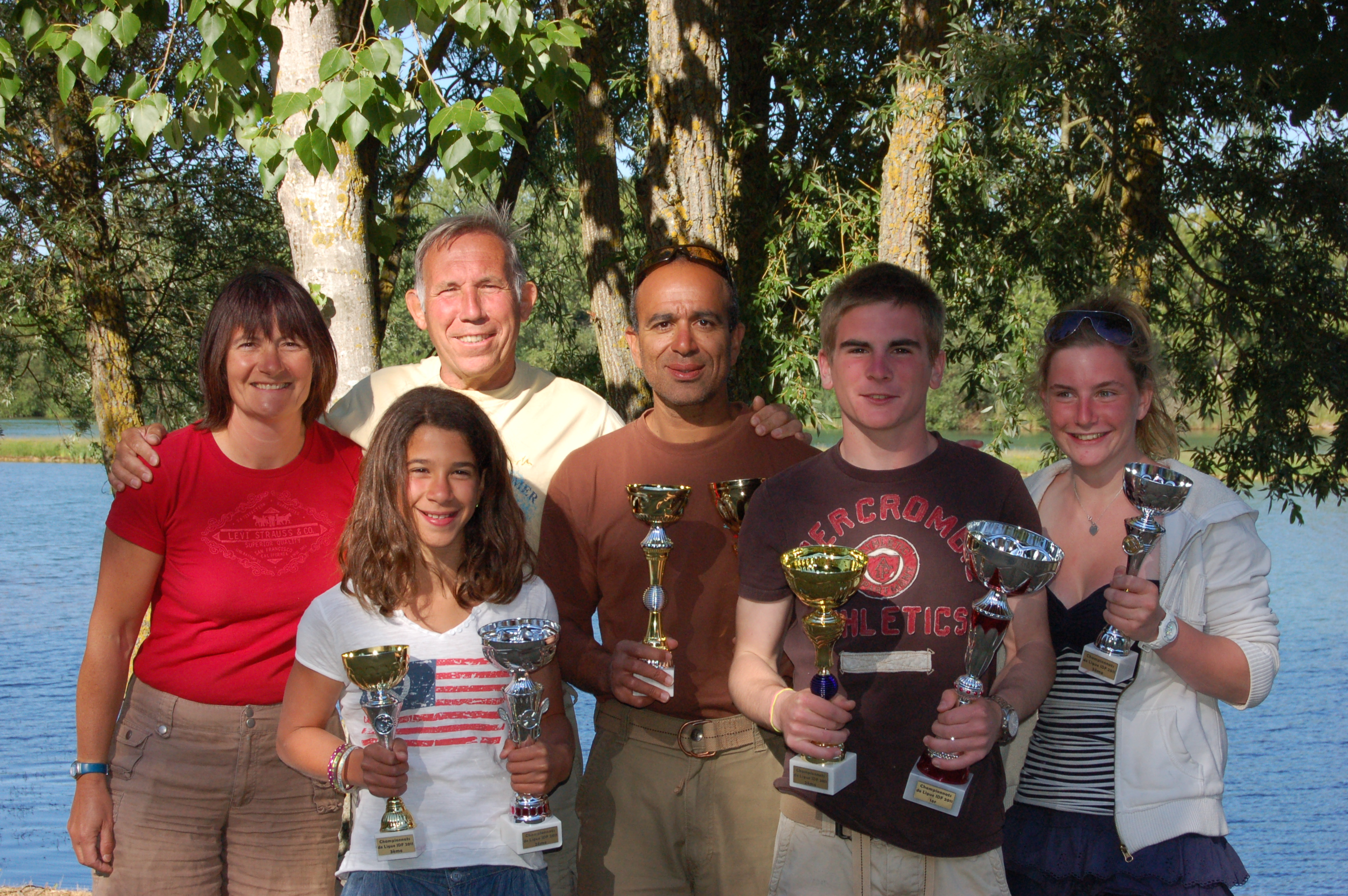 championnats ligue 2011